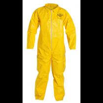 Coverall Zipper Yellow