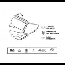 Cuscus, Disposable Face Mask