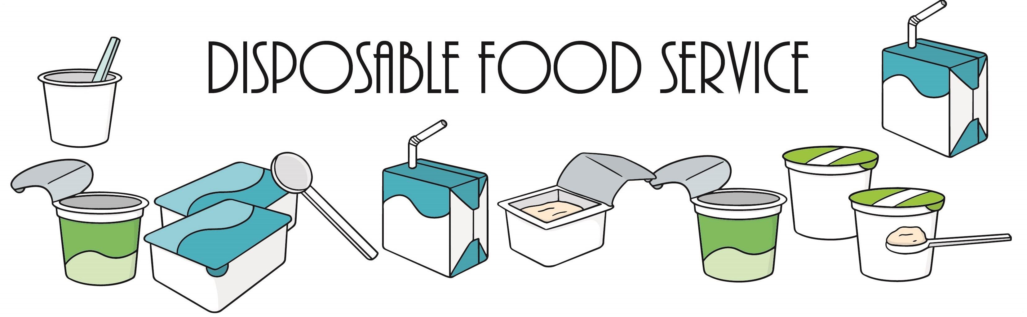 Deposible Food Supplies